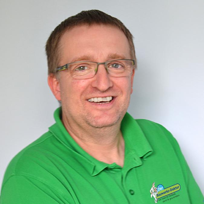 Andreas Heinze - der Bauwerksdoktor